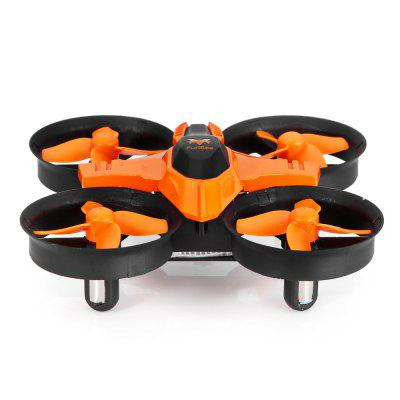 FuriBee F36 Mini RC Drone - RTFRC Quadcopters<br>FuriBee F36 Mini RC Drone - RTF<br><br>Battery: 3.7V 150mAh<br>Brand: FuriBee<br>Channel: 4-Channels<br>Charging Time.: 30 - 50 minutes<br>Compatible with Additional Gimbal: No<br>Detailed Control Distance: 30m<br>Features: Radio Control<br>Flying Time: 5~6mins<br>Functions: With light, Up/down, Turn left/right, Speed up, Sideward flight, One Key Automatic Return, Headless Mode, 3D rollover<br>Kit Types: RTF<br>Level: Beginner Level<br>Model: F36<br>Model Power: 1 x Lithium battery(included)<br>Motor Type: Brushed Motor<br>Package Contents: 1 x RC Quadcopter, 1 x Transmitter, 4 x Propeller, 1 x USB Cable, 1 x Screw Driver, 1 x English User Manual<br>Package size (L x W x H): 14.00 x 9.00 x 11.00 cm / 5.51 x 3.54 x 4.33 inches<br>Package weight: 0.2300 kg<br>Product size (L x W x H): 9.50 x 9.50 x 5.00 cm / 3.74 x 3.74 x 1.97 inches<br>Product weight: 0.0220 kg<br>Radio Mode: Mode 2 (Left-hand Throttle)<br>Remote Control: 2.4GHz Wireless Remote Control<br>Size: Mini<br>Transmitter Power: 3 x AAA battery(not included)<br>Type: Toy, Quadcopter, Outdoor, Indoor<br>Wheelbase: 70mm
