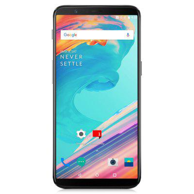 OnePlus 5T 4G Phablet 64GB ROM International VersionCell phones<br>OnePlus 5T 4G Phablet 64GB ROM International Version<br><br>2G: GSM 850/900/1800/1900MHz<br>3G: WCDMA B1/B2/B4/B5/B8<br>4G: FDD-LTE B1/B2/B3/B4/B5/B7/B8/B12/B17/B18/B19/B20/B25/B26/B28/B29/B30/B66<br>Additional Features: Calculator, 3G, 4G, Alarm, Bluetooth, Browser, Calendar, MP4, Camera, Fingerprint recognition, Fingerprint Unlocking, MP3, NFC<br>Back Case: 1<br>Back-camera: 16.0MP + 20.0MP<br>Battery Capacity (mAh): 3300mAh (Dash Charge 5V 4A)<br>Battery Type: Non-removable<br>Bluetooth Version: Bluetooth 5.0<br>Brand: ONEPLUS<br>Camera type: Triple cameras<br>CDMA: CDMA: BC0<br>Cell Phone: 1<br>Cores: Octa Core, 2.45GHz<br>CPU: Qualcomm Snapdragon 835<br>External Memory: Not Supported<br>Front camera: 16.0MP<br>Games: Android APK<br>Google Play Store: Yes<br>I/O Interface: 3.5mm Audio Out Port, Speaker, 2 x Nano SIM Slot, Micophone, Type-C<br>Language: English? Spanish? Traditional / Simplified Chinese, Japanese, Malay, Catalan, Czech, Danish, German, Filipino, French, Croatian, Italian, Magyar, Dutch, Polish,  Portuguese, Romanian, Slovak, Slovenia<br>Music format: FLAC, OGG, MP3, M4A, ACC, AAC, 3GP, WMA<br>Network type: GSM+CDMA+WCDMA+TD-SCDMA+FDD-LTE+TDD-LTE<br>OS: Android 7.1<br>Package size: 19.00 x 10.80 x 6.70 cm / 7.48 x 4.25 x 2.64 inches<br>Package weight: 0.5060 kg<br>Picture format: JPEG, BMP, GIF, PNG<br>Pixels Per Inch (PPI): 401ppi<br>Power Adapter: 1<br>Product size: 15.61 x 7.57 x 0.73 cm / 6.15 x 2.98 x 0.29 inches<br>Product weight: 0.1640 kg<br>RAM: 6GB<br>ROM: 64GB<br>Screen resolution: 2160 x 1080<br>Screen size: 6.01 inch<br>Screen type: Corning Gorilla Glass<br>Sensor: Ambient Light Sensor,E-Compass,Gravity Sensor,Gyroscope,Hall Sensor,Proximity Sensor<br>Service Provider: Unlocked<br>SIM Card Slot: Dual SIM, Dual Standby<br>SIM Card Type: Dual Nano SIM<br>SIM Needle: 1<br>TD-SCDMA: TD-SCDMA B34/B39<br>TDD/TD-LTE: TDD-LTE B34/B38/B39/B40/B41<br>Type: 4G Phablet<br>USB Cable: 1<br>Video format: MP4, H.265, FLV, AVI<br>Video recording: Yes<br>Wireless Connectivity: WiFi, GSM, GPS, 4G, 3G