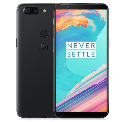 Gearbest OnePlus 5T 4G Phablet 64GB ROM International Version