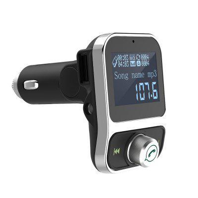 Chargeur allume-cigare sans fil Bluetooth HY-88