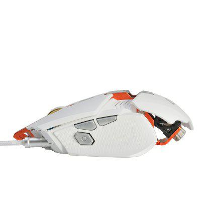 Ajazz GTX Wired Gaming Mouse White coupons