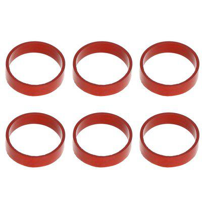 YKT - AB095 Engine Inlet Valve Modified Gasket 6pcs for BMW