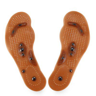 Magnetic Therapy Magnet Health Care Foot Massage Insoles Men / Women Shoe Comfort Pads