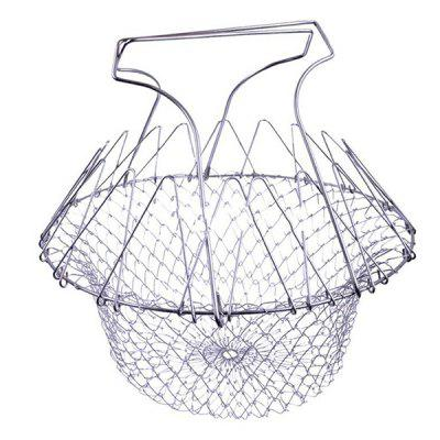 Chips Fry Baskets Fryer Strainer for Cooking
