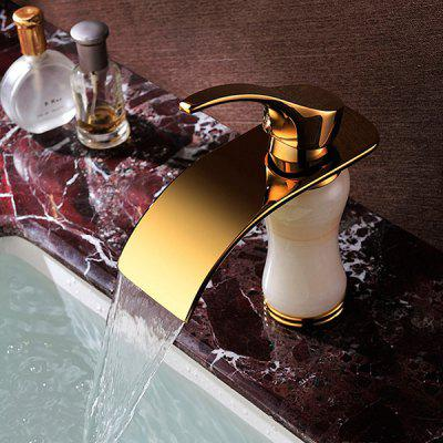 MLFALLS M1506GWVC Single Handle Waterfall Faucet