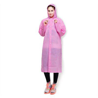 Travel Outdoor Cute Thin Ademend Windjack Regenjas