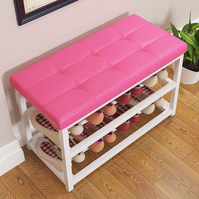 Sofa Stool Bench Shoe Storage RackHome Furniture<br>Sofa Stool Bench Shoe Storage Rack<br><br>Furniture type: Living room furniture<br>Package Contents: 1 x Shoes Stool<br>Package size (L x W x H): 72.00 x 36.00 x 16.00 cm / 28.35 x 14.17 x 6.3 inches<br>Package weight: 5.4000 kg<br>Product size (L x W x H): 70.00 x 36.00 x 45.00 cm / 27.56 x 14.17 x 17.72 inches<br>Product Type: Shoes chair
