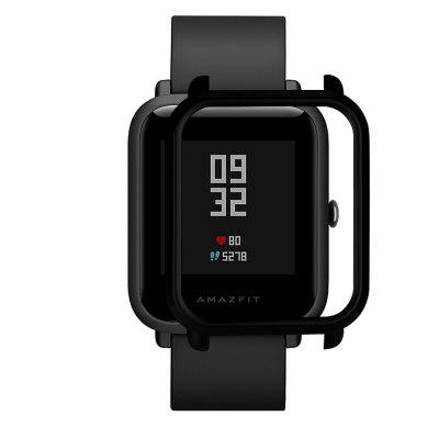 TAMISTER Watch Cover for Xiaomi Huami AMAZFIT Youth Ed.Smart Watch Accessories<br>TAMISTER Watch Cover for Xiaomi Huami AMAZFIT Youth Ed.<br><br>Brand: TAMISTER<br>Compatible with: Huami Amazfit<br>Package Contents: 1 x Watch Shell Case<br>Package size: 8.00 x 5.80 x 1.10 cm / 3.15 x 2.28 x 0.43 inches<br>Package weight: 0.0201 kg<br>Product size: 4.20 x 3.60 x 0.80 cm / 1.65 x 1.42 x 0.31 inches<br>Product weight: 0.0001 kg<br>Type: Watch Shell Case