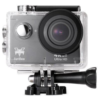 Gearbest Furibee H9R Waterproof Action Camera 4K Ultra HD Resolution