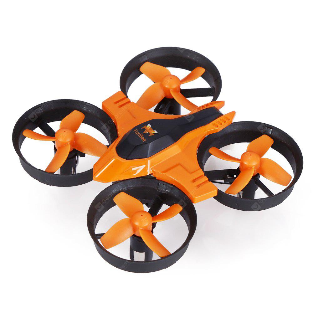 F36 Mini RC Drone - RTF - ORANGE STANDARD VERSION  (entrepôt EU-4)
