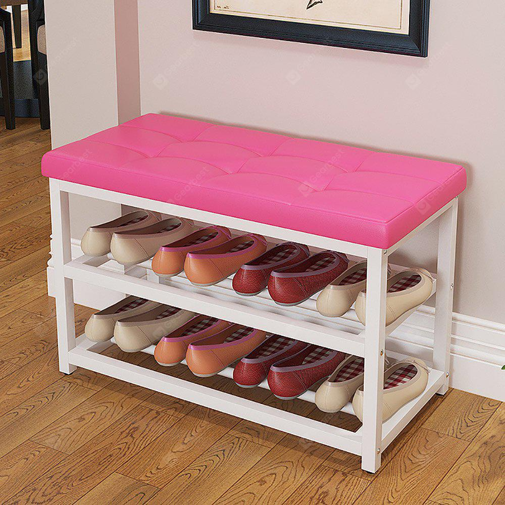 Sofa Stool Bench Shoe Storage Rack