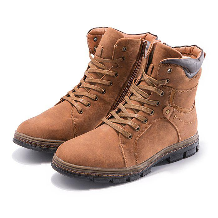 Z6 Men Classic Outdoor Warmest High Boots
