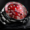 TEVISE T801A Men Mechanical Watch - RED