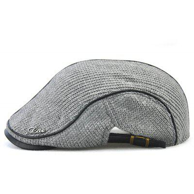 JAMONT Thicken Keep Warm Knitted Peaked Cap for MenMens Hats<br>JAMONT Thicken Keep Warm Knitted Peaked Cap for Men<br><br>Brand: JAMONT<br>Contents: 1 x Hat<br>Feature: Breathable<br>Gender: Men<br>Material: Cotton, Polyester<br>Package size (L x W x H): 23.00 x 10.00 x 4.00 cm / 9.06 x 3.94 x 1.57 inches<br>Package weight: 0.1250 kg<br>Pattern Type: Solid<br>Product weight: 0.1150 kg<br>Style: Casual<br>Type: Peaked Cap