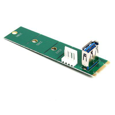 M.2 NGFF to USB3.0 SSD Adapter Card