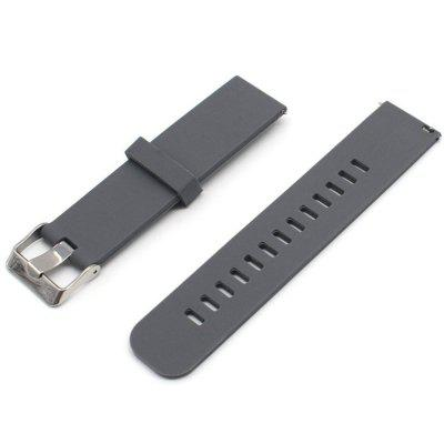 Wrist Watch Band Strap for HUAMI AmazfitSmart Watch Accessories<br>Wrist Watch Band Strap for HUAMI Amazfit<br><br>Compatible with: Huami Amazfit<br>Material: Silicon<br>Package Contents: 1 x Strap<br>Package size: 8.50 x 16.00 x 0.30 cm / 3.35 x 6.3 x 0.12 inches<br>Package weight: 0.0380 kg<br>Product size: 20.50 x 2.00 x 0.25 cm / 8.07 x 0.79 x 0.1 inches<br>Product weight: 0.0180 kg<br>Type: Strap