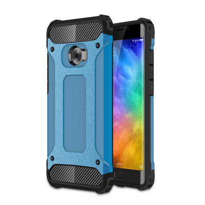 Buy BLUE Luanke Shock-proof Armor Defender Case for Xiaomi Mi Note 2 for $4.47 in GearBest store