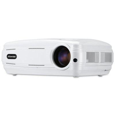 Alfawise X 3200 Lumens HD 1080P Smart Projector Support 4Kprojectors<br>Alfawise X 3200 Lumens HD 1080P Smart Projector Support 4K<br><br>3D: No<br>Application: Home, Entertainment<br>Audio Formats: MP3 / AAC / WMA / RM / FLAC / OGG<br>Bluetooth: Bluetooth 4.0<br>Brand: Alfawise<br>Brightness: 3200LM<br>Built-in Speaker: Yes<br>Display type: LCD<br>DVB-T Supported: Yes<br>External Subtitle Supported: No<br>Features: Home Theater<br>Function: WiFi, Bluetooth, DVB-T<br>Image Scale: 16:9<br>Image Size: 32 - 200 inch<br>Interface: AV, HDMI, USB, VGA<br>Lamp: LED<br>Lamp Life: 20000 hours<br>Lamp Power: 50W and Less<br>Native Resolution: 1280 x 800<br>Noise (dB): 28dB and Less<br>Package Contents: 1 x Projector, 1 x Power Adapter, 1 x English User Manual, 1 x Remote Controller<br>Package size (L x W x H): 39.00 x 18.00 x 30.50 cm / 15.35 x 7.09 x 12.01 inches<br>Package weight: 3.3200 kg<br>Picture Formats: JPEG / BMP / GIF / PNG / TIFF<br>Power Supply: 110 - 240V<br>Product size (L x W x H): 33.00 x 12.00 x 25.00 cm / 12.99 x 4.72 x 9.84 inches<br>Product weight: 2.5500 kg<br>Projection Distance: 1.5 - 6m<br>Resolution Support: 4K<br>Throw Ration: 1.67 : 1<br>Video Formats: MKV / WMV / MPG / MPEG / DAT / AVI / MOV / ISO / MP4 / RM / JPG<br>WIFI: 802.11 b/g/n/ac