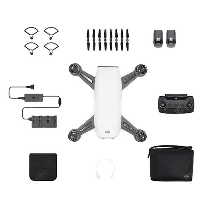 Bons Plans Gearbest Amazon - DJI Spark Selfie Drone Ready To Fly. Prêt à voler.