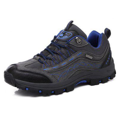 Men Outdoor Thicken-soled Hiking Athletic Shoes