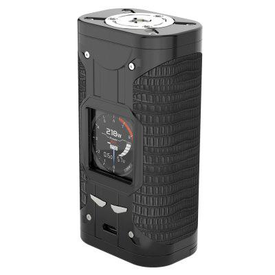 Smoant Cylon 218W TC Box Mod for E Cigarette tesla three starter kit 22 5mm box mod vapor cigarette hookah electronic cigarette e cig vaporizer with carrate 24 rta
