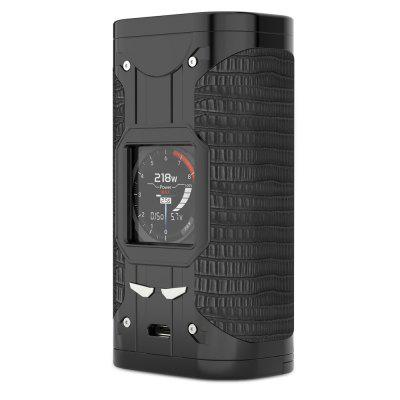 Smoant Cylon 218W TC Box Mod for E Cigarette - BLACK