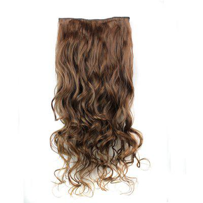 TODO 22-inch One-piece 5 Clips Style Hair Extensions