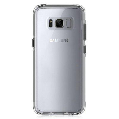 Ultra-slim Protective Cover Case for Samsung Galaxy S8Samsung S Series<br>Ultra-slim Protective Cover Case for Samsung Galaxy S8<br><br>Compatible with: Samsung Galaxy S8<br>Features: Anti-knock, Back Cover, Dirt-resistant<br>For: Samsung Mobile Phone<br>Material: TPU, PC<br>Package Contents: 1 x Case<br>Package size (L x W x H): 18.00 x 10.00 x 2.50 cm / 7.09 x 3.94 x 0.98 inches<br>Package weight: 0.0550 kg<br>Product size (L x W x H): 15.20 x 7.50 x 1.20 cm / 5.98 x 2.95 x 0.47 inches<br>Product weight: 0.0280 kg<br>Style: Transparent