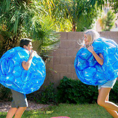 90cm Inflatable Bumper Bubble Ball Toy 1pc