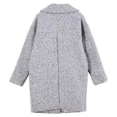 Casual Loose Notch Lapel Thick OvercoatJackets &amp; Coats<br>Casual Loose Notch Lapel Thick Overcoat<br><br>Materials: Acrylic, Polyester<br>Package Content: 1 x Overcoat<br>Package Dimension: 52.00 x 40.00 x 5.00 cm / 20.47 x 15.75 x 1.97 inches<br>Package weight: 1.0900 kg<br>Product weight: 1.0600 kg<br>Type: Coat