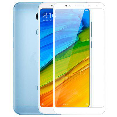 ASLING 2.5D Arc Edge Tempered Glass for Xiaomi Redmi 5 Plus