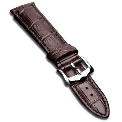 ROPS Unisex Genuine Leather Replacement Watch Band