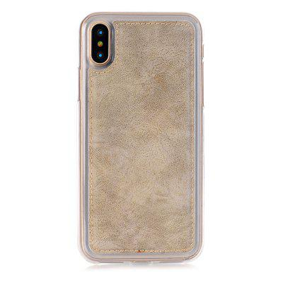 Retro 2 in 1 Cell Phone Wallet Case for iPhone X with ZipperiPhone Cases/Covers<br>Retro 2 in 1 Cell Phone Wallet Case for iPhone X with Zipper<br><br>Compatible for Apple: iPhone X<br>Features: FullBody Cases<br>Material: PU, TPU<br>Package Contents: 1 x Wallet Case<br>Package size (L x W x H): 15.20 x 8.50 x 3.30 cm / 5.98 x 3.35 x 1.3 inches<br>Package weight: 0.1580 kg<br>Product size (L x W x H): 14.90 x 7.70 x 2.60 cm / 5.87 x 3.03 x 1.02 inches<br>Product weight: 0.1380 kg<br>Style: Modern