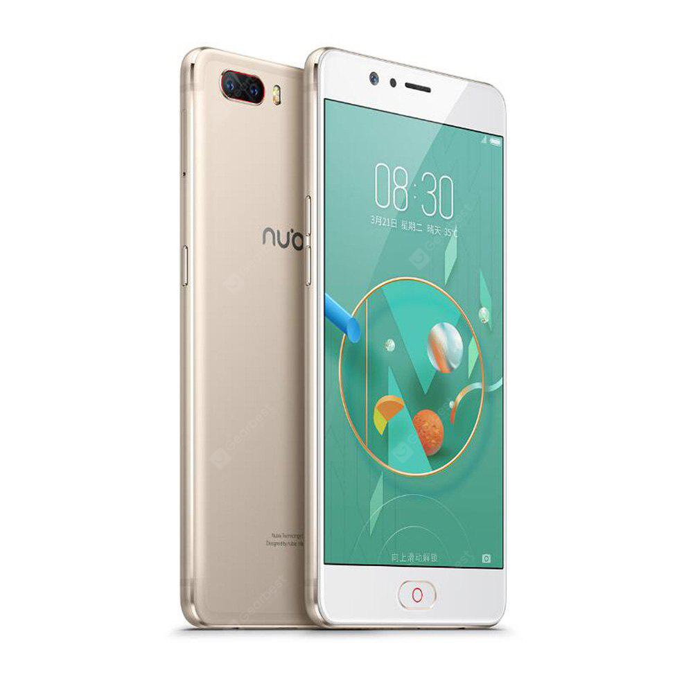 Nubia M2 Smartphone 4G Version Globale - OR  4+64g  -- b20