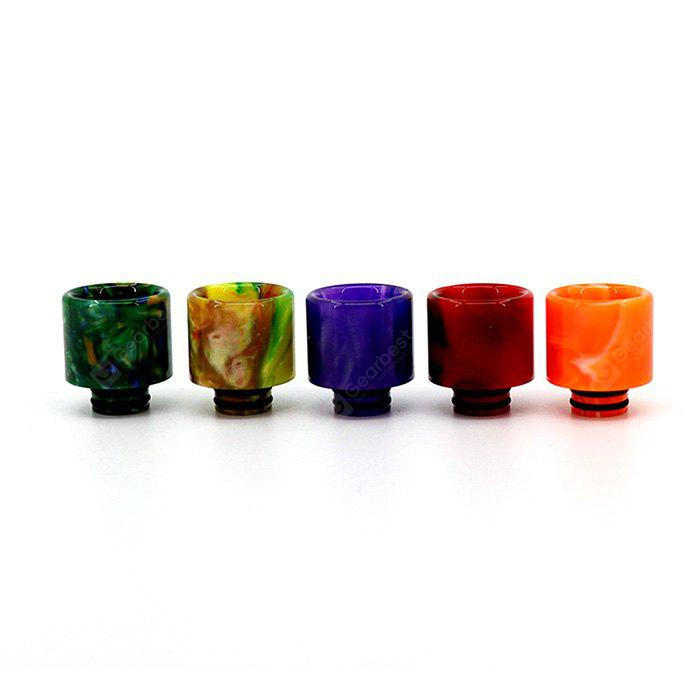 Drip Tip de Grand Diamètre Cluster 5pcs / Set