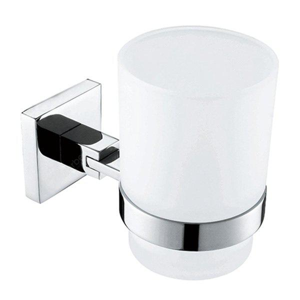 MLFALLS M75 - 01 Single Cup Holder with Glass Cup