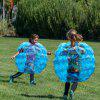 60cm Inflatable Bumper Bubble Ball Toy for Kids 1pc - BLUE