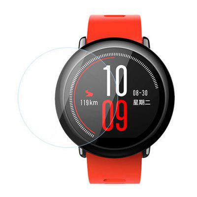 2PCS Original Xiaomi AMAZFIT Smart Watch Protective Film original xiaomi mijia ihealth smart blood pressure monitor
