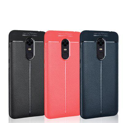 Luanke Anti-drop Protective Cover CaseCases &amp; Leather<br>Luanke Anti-drop Protective Cover Case<br><br>Brand: Luanke<br>Features: Anti-knock, Back Cover, Dirt-resistant<br>Mainly Compatible with: Xiaomi<br>Material: TPU<br>Package Contents: 1 x Case<br>Package size (L x W x H): 20.00 x 12.00 x 2.00 cm / 7.87 x 4.72 x 0.79 inches<br>Package weight: 0.0240 kg<br>Product Size(L x W x H): 16.00 x 7.85 x 1.00 cm / 6.3 x 3.09 x 0.39 inches<br>Product weight: 0.0140 kg<br>Style: Modern