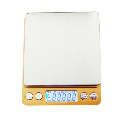 z9 0.1 - 500g LCD Display Digital Scale for Jewelry Kitchen