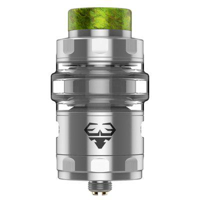 Geekvape Blitzen RTA for E CigaretteRebuildable Atomizers<br>Geekvape Blitzen RTA for E Cigarette<br><br>Brand: Geekvape<br>Material: Stainless Steel, Glass<br>Package Contents: 1 x RTA ( 2ml ), 1 x Allen Key, 1 x English User Manual, 1 x 2ml Glass Tube, 1 x 5ml Glass Tube, 1 x Chimney Extender, 1 x Chimney Key, 1 x 510 Drip Tip, 1 x 510 Adapter, 1 x 810 Drip Tip, 1 x Spare P<br>Package size (L x W x H): 4.70 x 6.00 x 8.00 cm / 1.85 x 2.36 x 3.15 inches<br>Package weight: 0.1970 kg<br>Product size (L x W x H): 2.40 x 2.40 x 4.00 cm / 0.94 x 0.94 x 1.57 inches<br>Product weight: 0.0500 kg<br>Rebuildable Atomizer: RTA<br>Thread: 510<br>Type: Rebuildable Atomizer