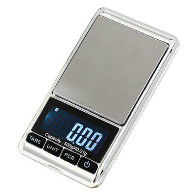 z8 0.01 - 500g LCD Display Digital Scale for Jewelry