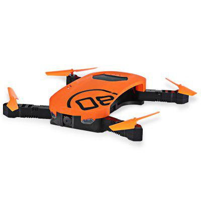 W606 - 8 Foldable RC Pocket Selfie Drone - BNF