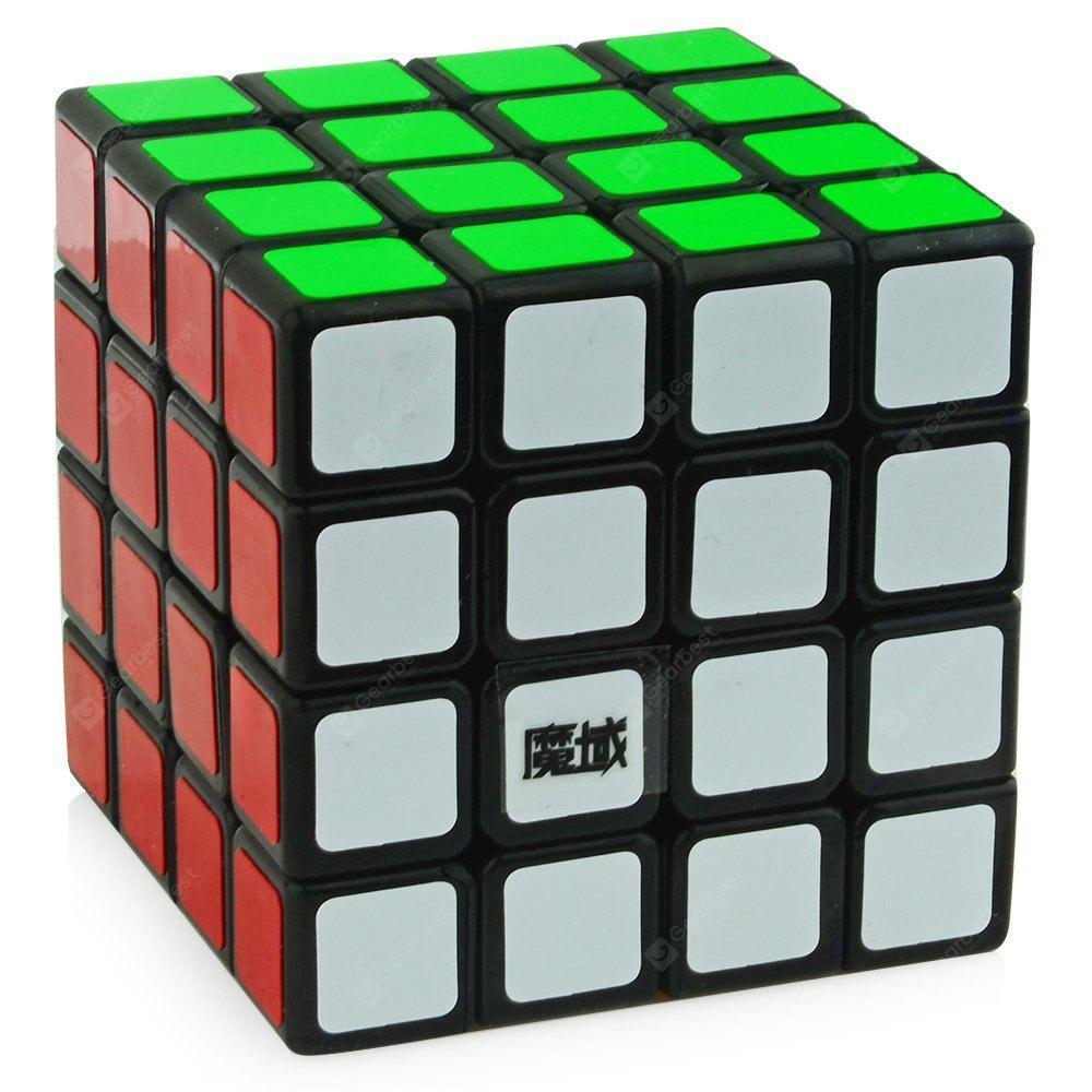 MoYu 4 x 4 x 4 Smooth Magic Cube Puzzle Toy 62mm