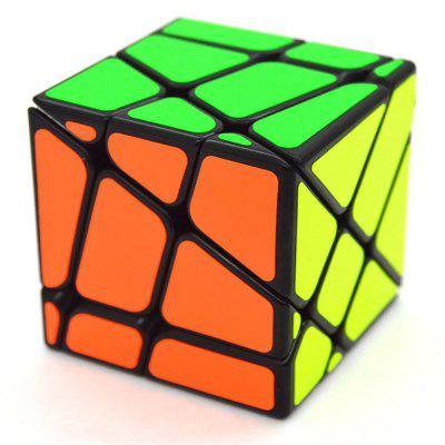 Moyu Crazy Fisher Speed Smooth Magic Cube Toy 57mm