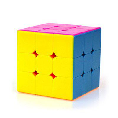 MoYu 3 x 3 x 3 Speed Smooth Magic Cube Toy 57mmMagic Tricks<br>MoYu 3 x 3 x 3 Speed Smooth Magic Cube Toy 57mm<br><br>Age: Above 3 year-old<br>Difficulty: 3x3x3<br>Material: ABS<br>Package Contents: 1 x Magic Cube<br>Package size (L x W x H): 6.00 x 6.00 x 6.00 cm / 2.36 x 2.36 x 2.36 inches<br>Package weight: 0.0930 kg<br>Product size (L x W x H): 5.70 x 5.70 x 5.70 cm / 2.24 x 2.24 x 2.24 inches<br>Product weight: 0.0830 kg<br>Type: Magic Cubes