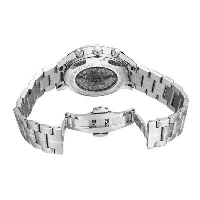 GUANQIN GJ16100 Fine Steel Band Men Mechanical WatchMens Watches<br>GUANQIN GJ16100 Fine Steel Band Men Mechanical Watch<br><br>Band material: Fine steel<br>Band size: 22 x 2cm<br>Brand: GUANQIN<br>Case material: Fine steel<br>Clasp type: Butterfly clasp<br>Dial size: 4.2 x 4.2 x 1.25cm<br>Display type: Analog<br>Movement type: Automatic mechanical watch<br>Package Contents: 1 x Watch, 1 x Box<br>Package size (L x W x H): 14.90 x 9.40 x 2.80 cm / 5.87 x 3.7 x 1.1 inches<br>Package weight: 0.2226 kg<br>Product size (L x W x H): 22.00 x 4.20 x 1.25 cm / 8.66 x 1.65 x 0.49 inches<br>Product weight: 0.1476 kg<br>Shape of the dial: Round<br>Watch mirror: Sapphire<br>Watch style: Fashion<br>Watches categories: Men
