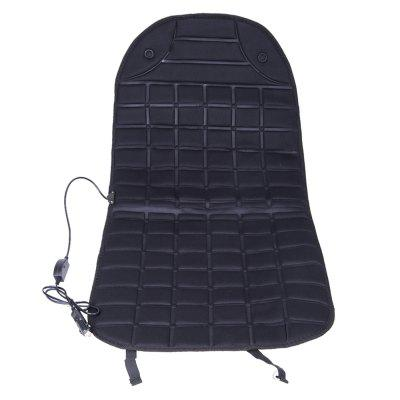 Heated Seat Cushion with Temperature Controller for 12V Car