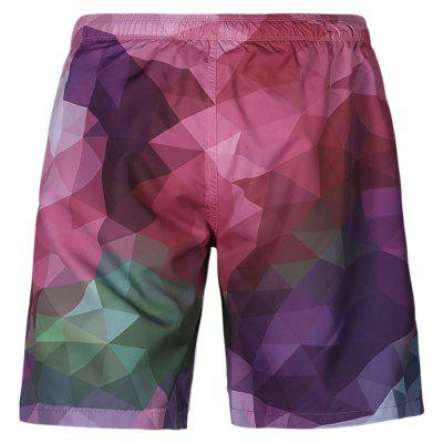 Mr 1991 INC Miss Go Triangular Grid Printing Beach ShortsMens Shorts<br>Mr 1991 INC Miss Go Triangular Grid Printing Beach Shorts<br><br>Brand: Mr.1991INC&amp;Miss.Go<br>Material: Polyester<br>Package Contents: 1 x Beach Shorts<br>Package size: 38.00 x 30.00 x 2.00 cm / 14.96 x 11.81 x 0.79 inches<br>Package weight: 0.1700 kg<br>Product weight: 0.1500 kg