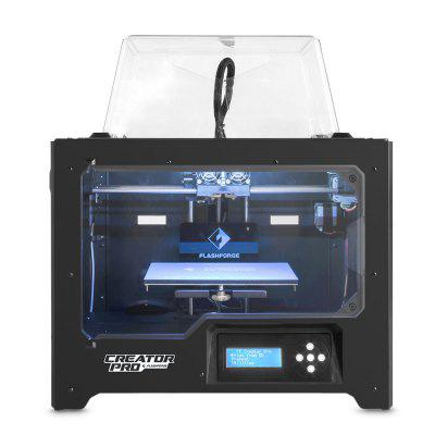 Gearbest Flashforge Creator Pro 3D Printer